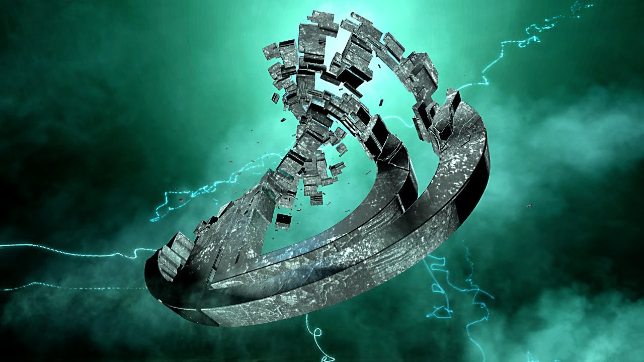 Tornado shatter slow motion after effects intro for Habitacion 3d after effects
