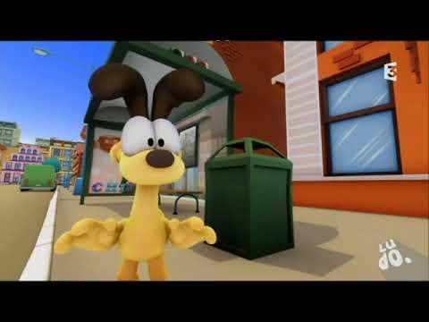 Garfield et cie saison 2 episode 33 mais o est odie youtube - Garfield et cie youtube ...
