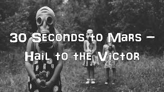 30 Seconds to Mars - Hail to the Victor [Acoustic Cover.Lyrics.Karaoke]