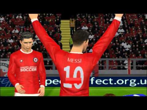 First Online Match : Dream League Soccer 16 2