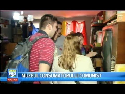 Timisoara Tour Guide - The Museum of the Communist Consumer in Timișoara. Feat.Timișoara Tour Guide