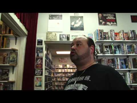 A tour of BLACK LODGE VIDEO with MATT MARTIN
