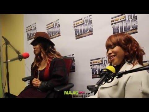 WAMJ  Mary Mary Interview   BMI Trailblzers