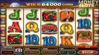 Riviera Riches Video Slots Review   MoneySlots.net
