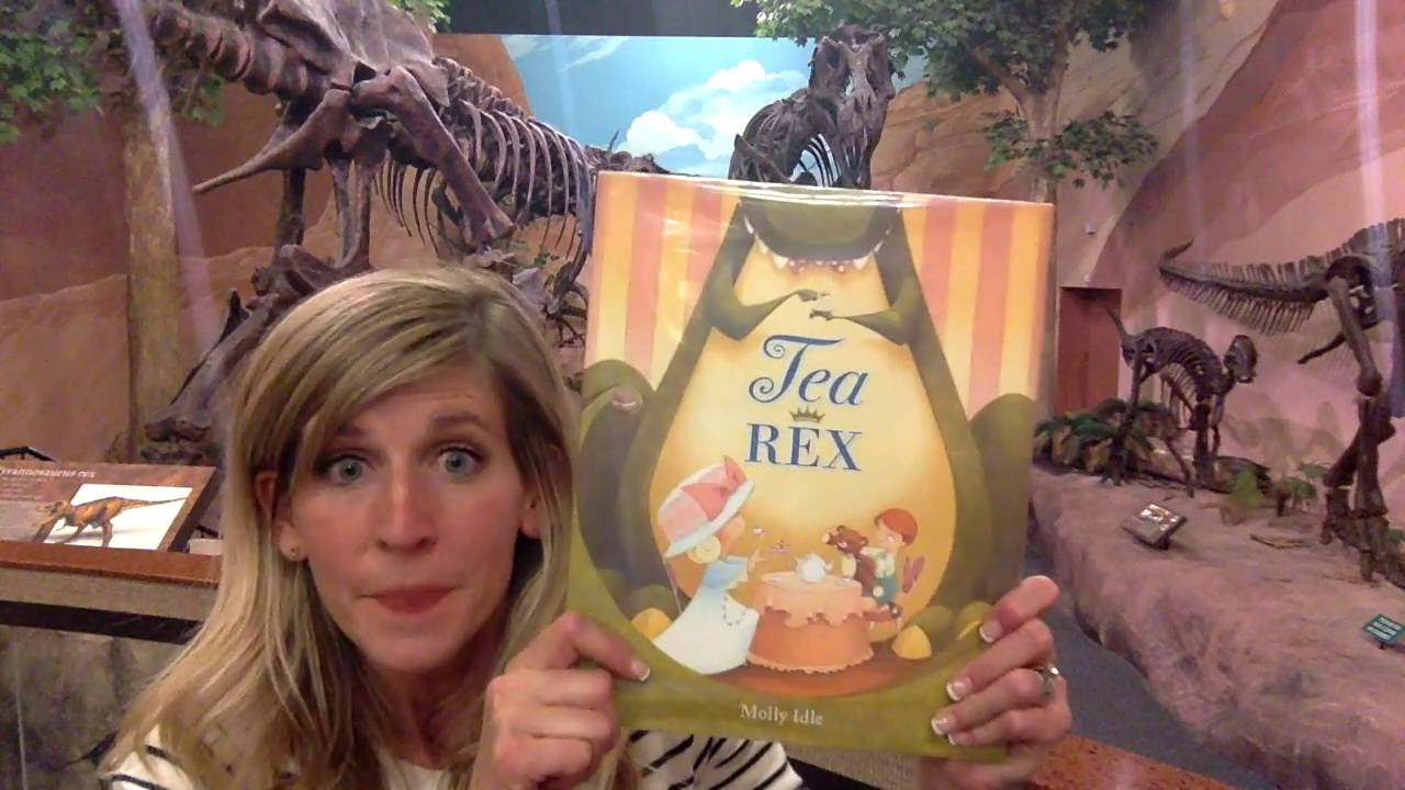 tea rex by molly idle youtube