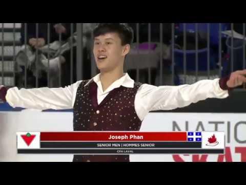 11 Joseph PHAN - Canadian Nationals 2018 - Mens FS