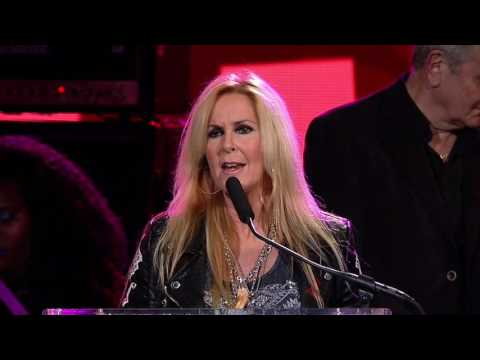 2017 She Rocks Awards: Lita Ford Accepts Award