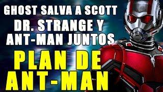 ¡INCREÍBLE! Ant-Man Sale Del Reino Cuántico Y Dr.Strange Con Un Plan En Avengers 4 Endgame   TEORÍA