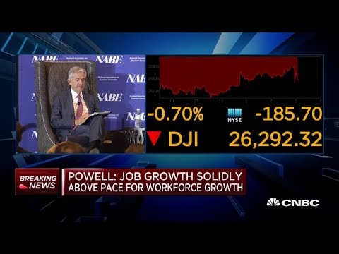 Powell: Fed balance sheet growth not quantitative easing