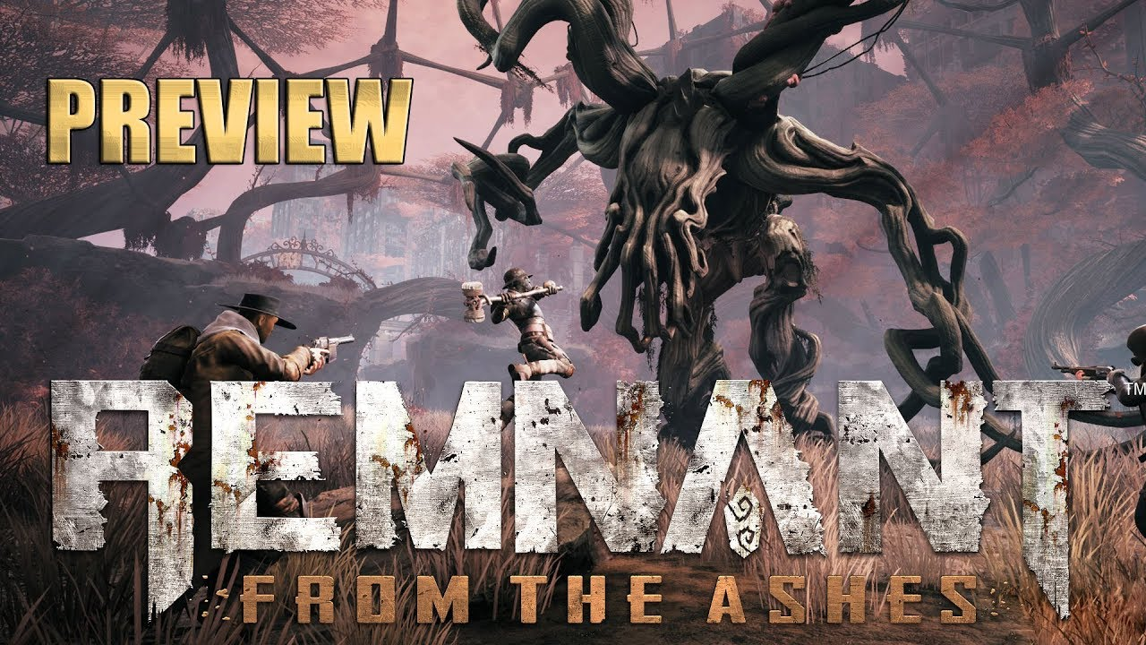 Remnant From The Ashes Wiki