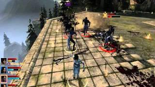 Dragon Age 2 Mark of the Assassin DLC last boss + ending