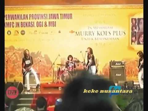 Jemu Koes Plus In Hard Beat by TKoes Band  In Memoriam Murry Koes Plus Untuk Kemanusiaan 2016