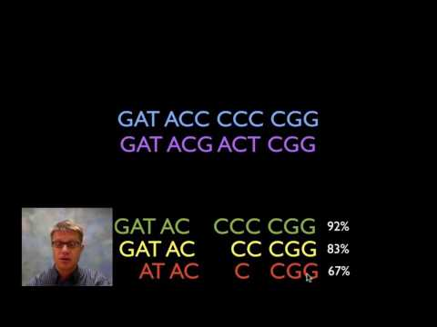 Comparing DNA Sequences