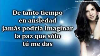Lo Más Nuevo de la Balada en Español 2012 (Música Cristiana HD) Jaci Velasquez Letra/ Lyrics
