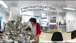 Curtin's X-Ray Surface Analysis Facility | 360° virtual experience