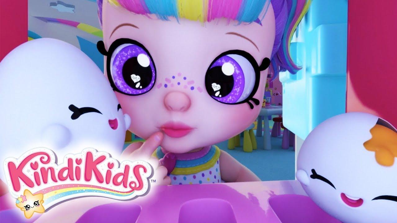 Кинди Кидс | Магазинные Гонки - Сборник | Веселый мультфильм для девочек | Kedoo мультики