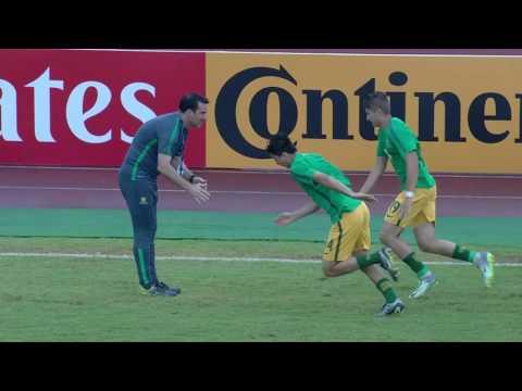 Australia vs Japan (AFC U-16 Championship: Group Stage)