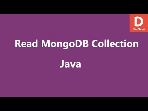 Read MongoDB Document in Java