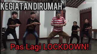 Download LOCKDOWN / DIRUMAH SAJA || PRASASTI ASMORO  Nglatih TH KID YK