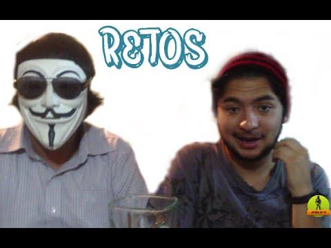 RETOS   Mr. Anonymous se corta el pene   Sin censura