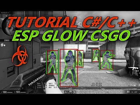 Game Hacking #5 - How To Make An ESP Wallhack Glow For CS:GO Hack Tutorial 2020 Still Working