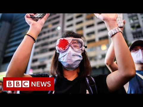 Hong Kong security law: Life sentences for breaking China-imposed law - BBC News