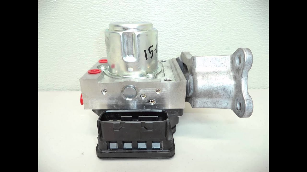 Honda Civic Si Used >> 2014 Honda CIVIC (anti lock brake) ABS/VSA PUMP/MODULATOR - ahparts.com Used Honda, Acura, Le ...