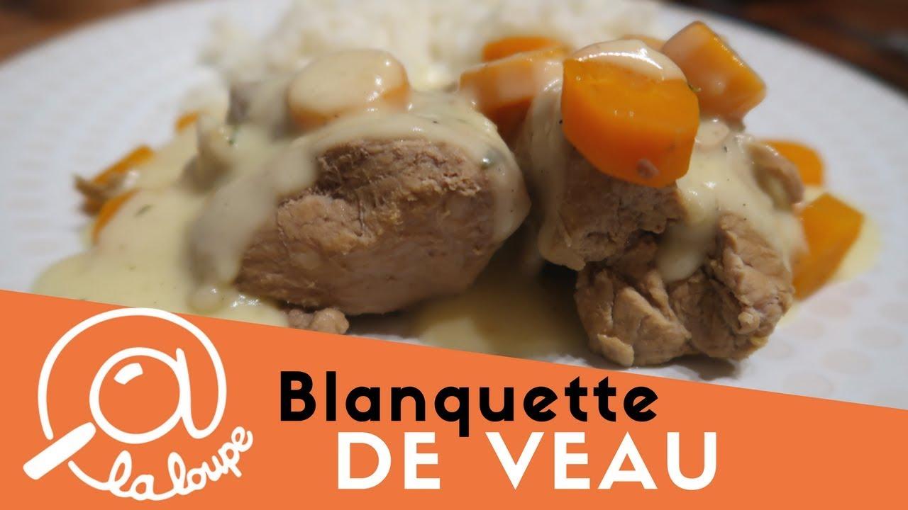 BLANQUETTE DE VEAU - recette facile #3 - YouTube