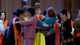 Презентация энциклопедии ''Женщины Кыргызстана''