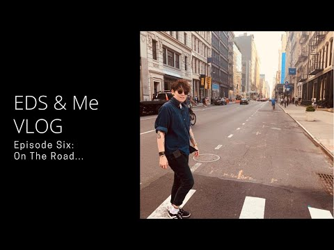 EDS & Me VLOG - Episode Six: On The Road...