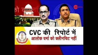 CBI vs CBI: Supreme Court seeks Alok Verma's response on CVC report