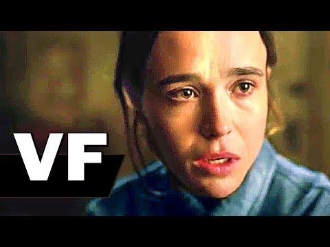 UMBRELLA ACADEMY Bande Annonce VF (2019) Ellen Page