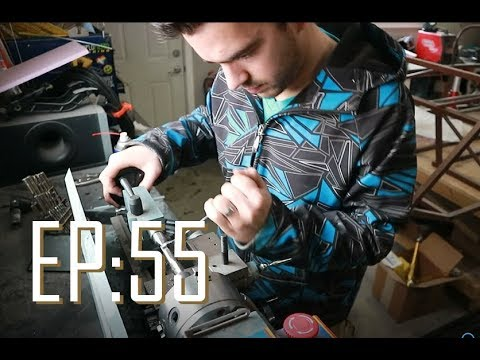 Ep 55: Tapping Left Hand Threads