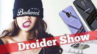 Правда о Galaxy S9 и летающее такси в действии | Droider Show #325