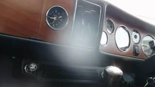 1974 Triumph Dolomite Sprint 11,000 Miles Original Tyres