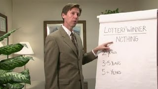 Investment Advice for a Lottery Winner : Financial Planning & You