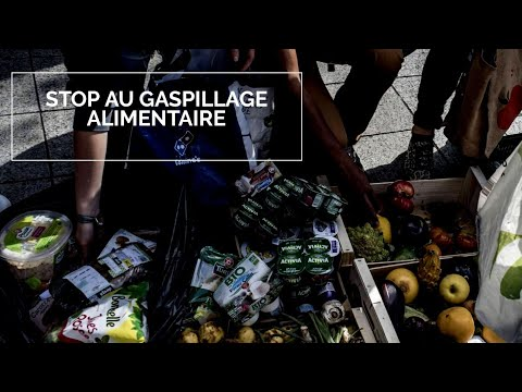[Reportage]   Stop Au Gaspillage Alimentaire - Ep01 - YouTube