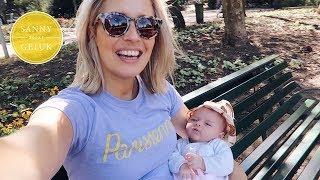 Ik stop met borstvoeding Zwangerschapsverlof vlog 3 Sanny zoekt Geluk