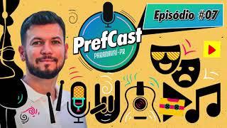 PrefCast #007 - O que vai acontecer com o avião? - Podcast da Pref. de Paranavaí