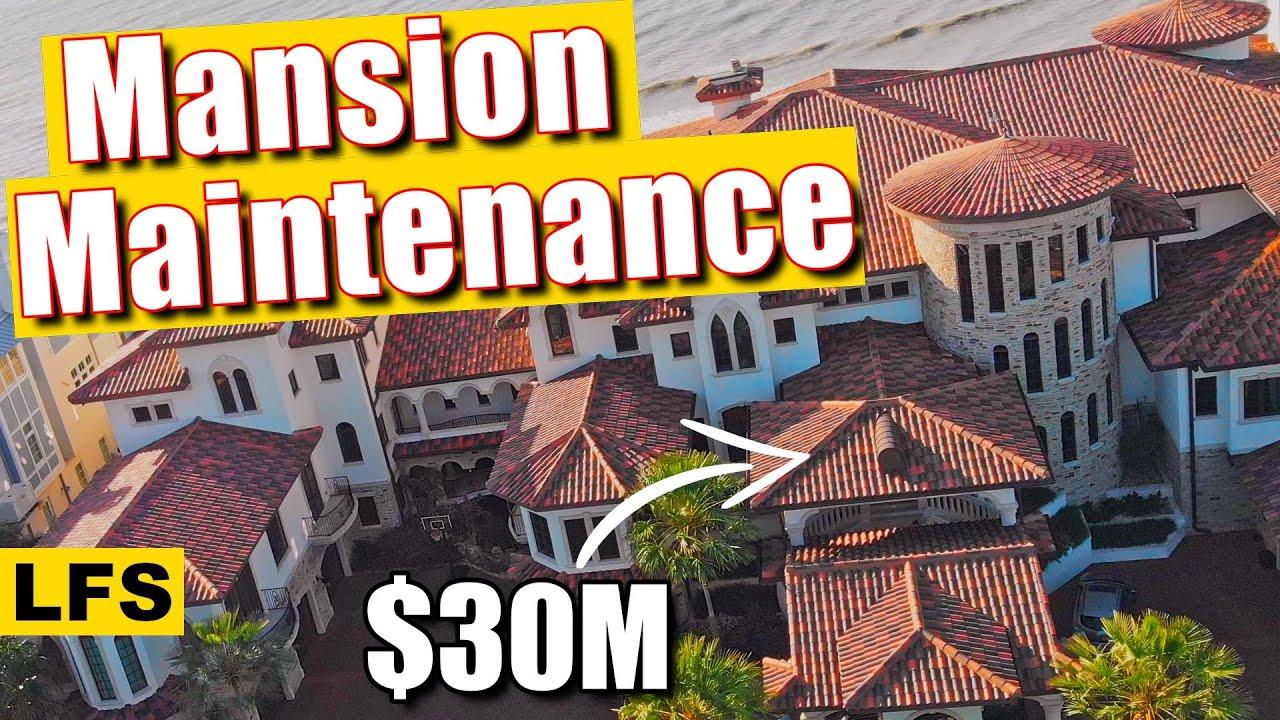Download $30 Million Mansion Maintenance   Life for Sale