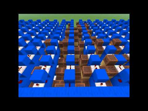 Minecraft Note Block Song - AC/DC-Highway To Hell (HUN) By: SUSU