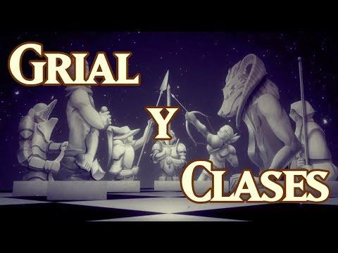 El Santo Grial y las Clases de Servant