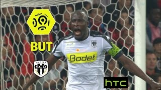 But Cheikh NDOYE (35') / OGC Nice - Angers SCO (0-2) -  / 2016-17