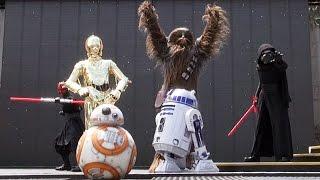 Star Wars: A Galaxy Far, Far Away Character Appearances at Disney's Hollywood Studios, BB-8 Debut thumbnail