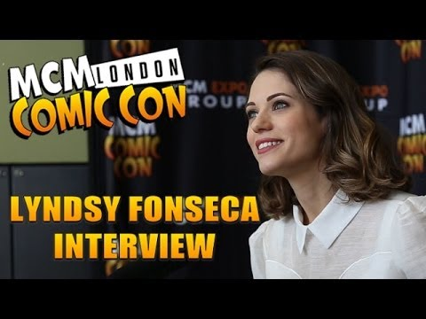 Lyndsy Fonseca Interview // MCM London Comic Con: May 2014