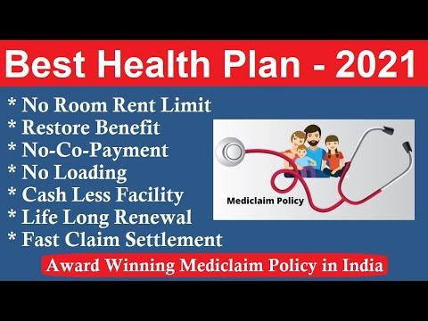 HEALTH INSURANCE - BEST HEALTH INSURANCE | OPTIMA RESTORE | BE SMART |