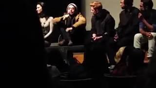 Blindspotting Q&A Sundance 2018 SLC Daveed Diggs Rafael Casal Carlos López Estrada