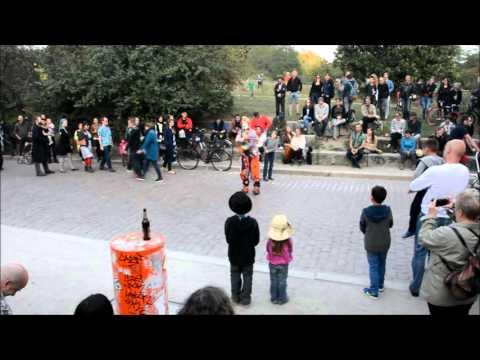 Karcocha en  Berlin-Mauerpark