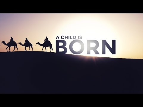 A Child is Born - December 20th, 2015