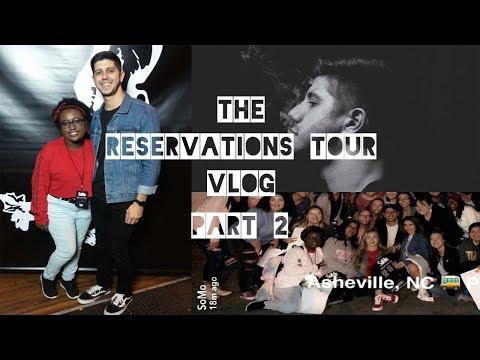 SoMo: The Reservations Tour Vlog - Part 2 (Asheville)
